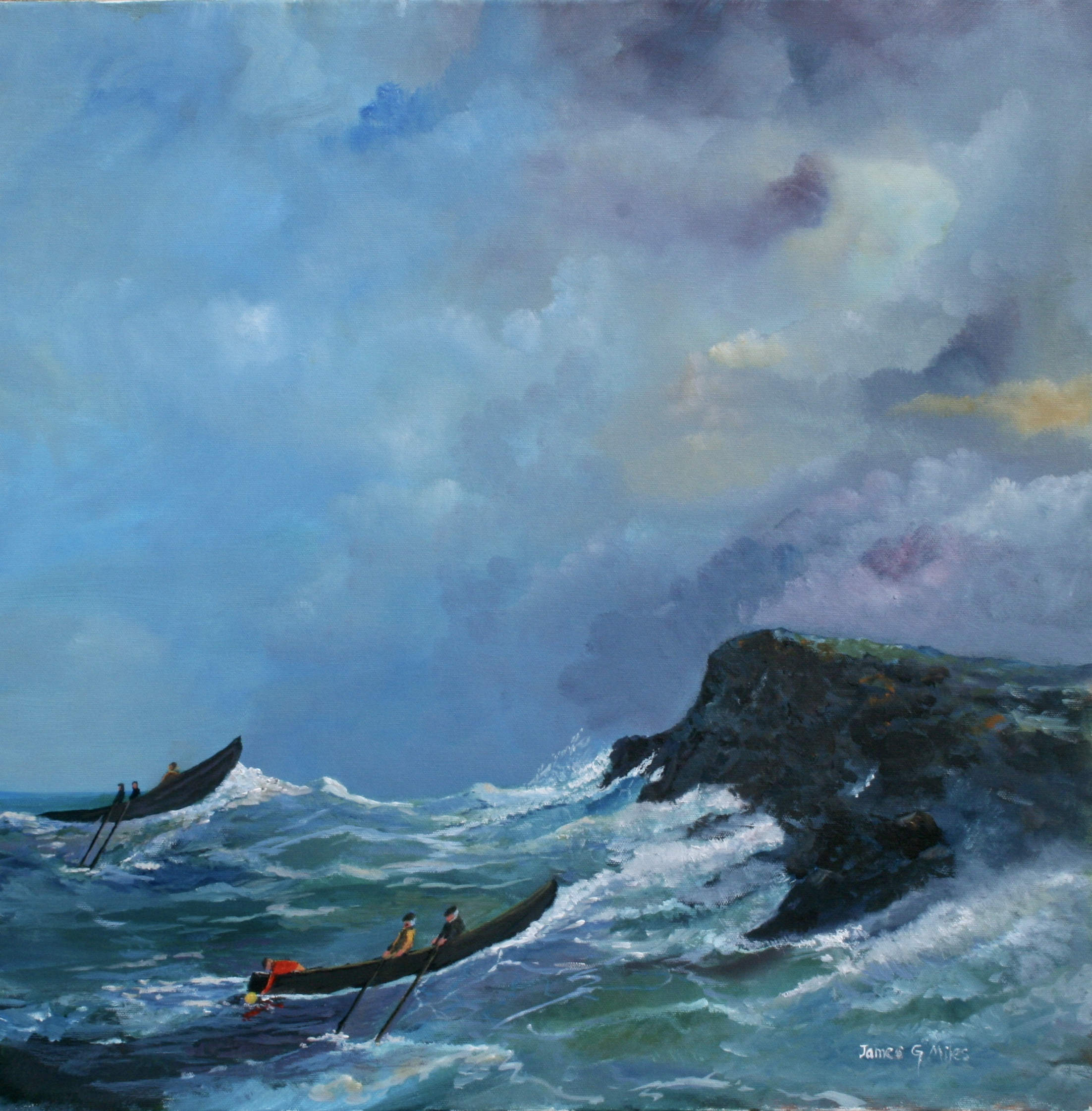 https://galwayhookers.com/works/currachmen-lifting-the-pots-in-an-atlantic-swell-1850/